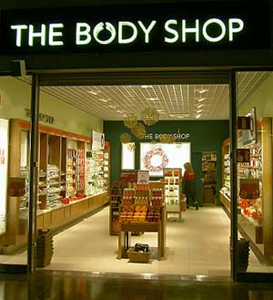 Here s what the people at the body shop say about their approach to